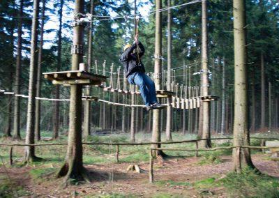 Hotel-Hellers-Krug-Holzminden-Treerock-Hochseilklettergarten